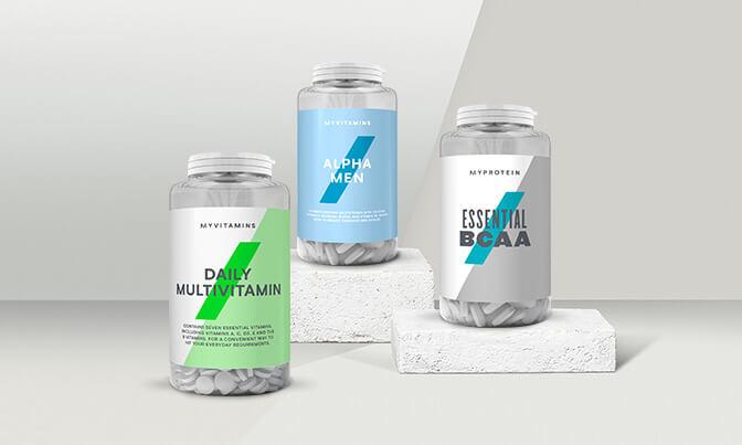 Multivitaminų kolekcija