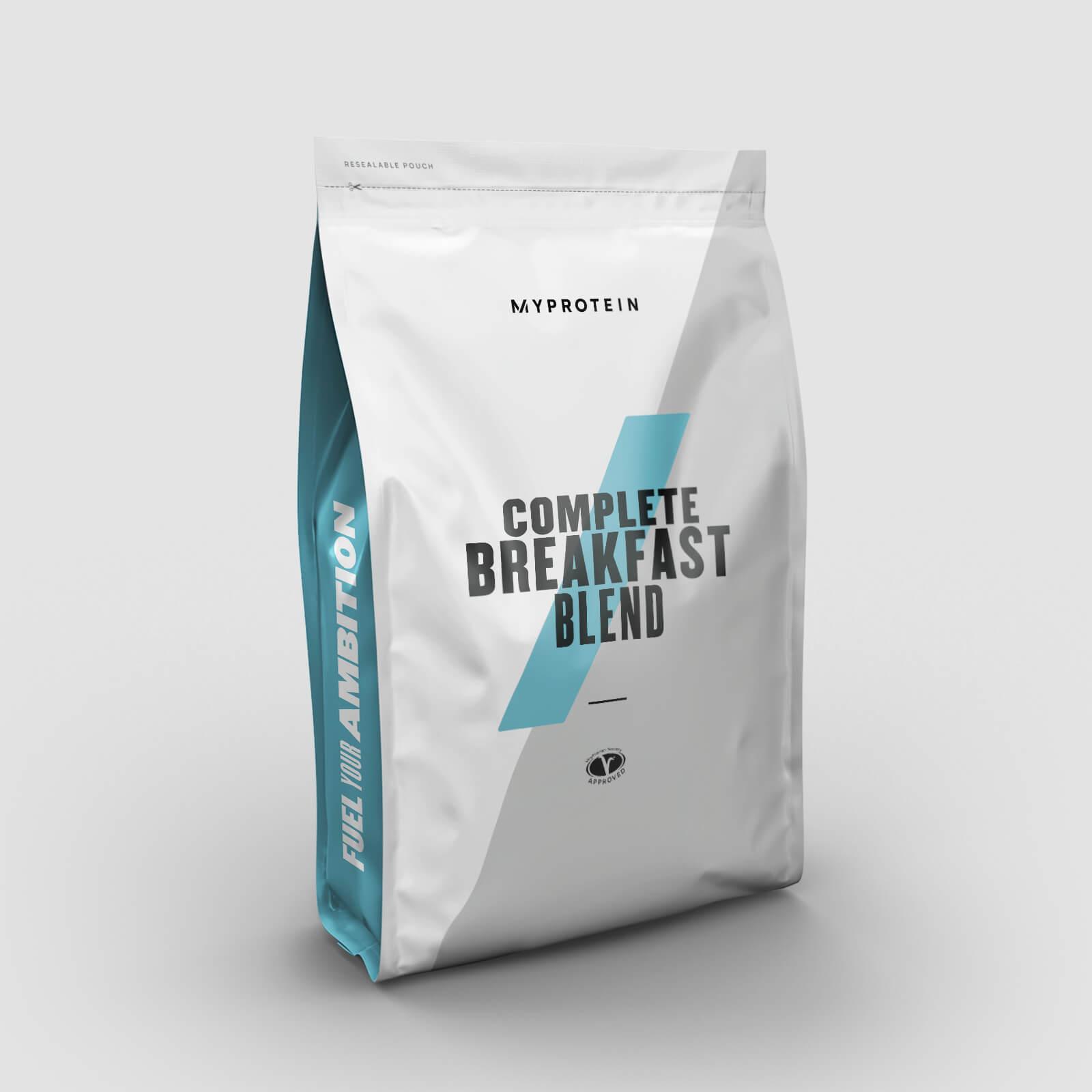 Beste ontbijt eiwit blend