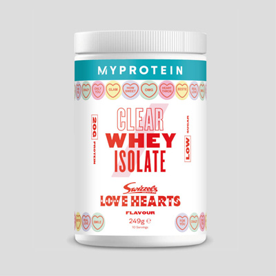 Love Hearts Clear Whey Isolate