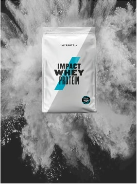 Impact Whey Protein Caramel Brownie