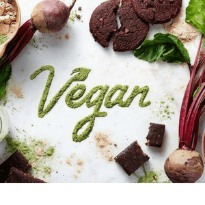 40% OFF Vegan Range