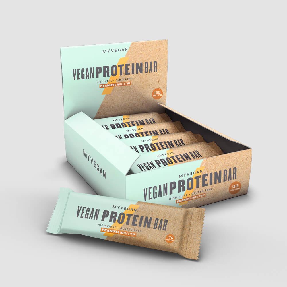 Wegański Baton Proteinowy