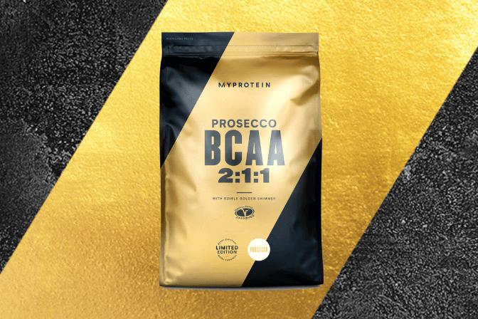 <b>BCAA o smaku Prosecco</b>