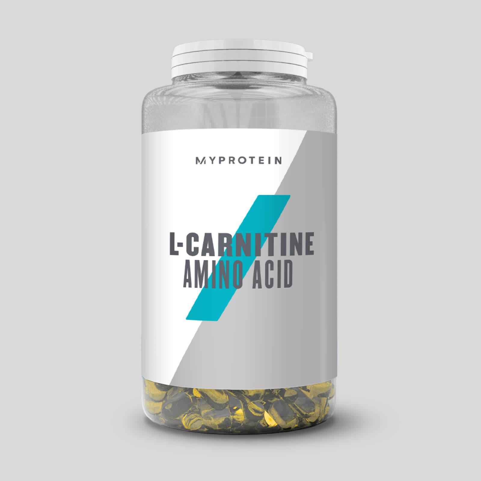 Melhor cápsula L-Carnitina