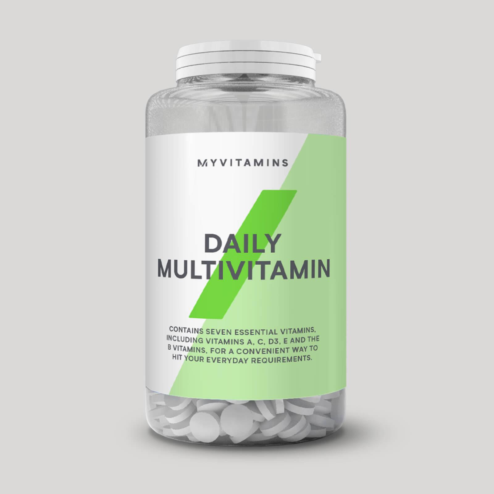 Vitaminas Diárias