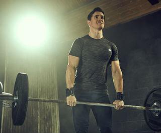 Tens treinado abdominais ?
