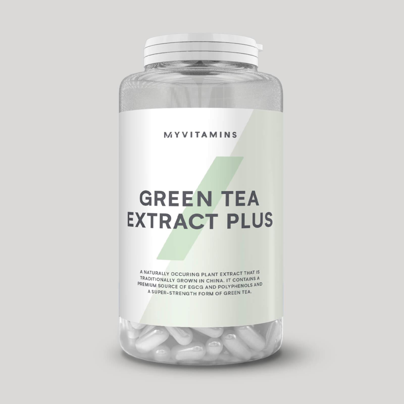 Extrato de Chá Verde (Cápsulas)