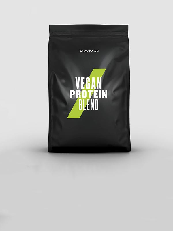 Протеиновая смесь для веганов