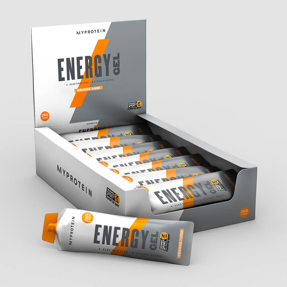 Best energy gel supplement