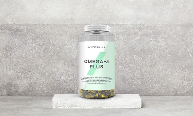 Omega 3 & Rybí Olej