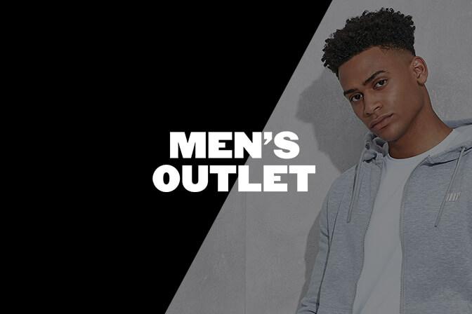 Outlet för män
