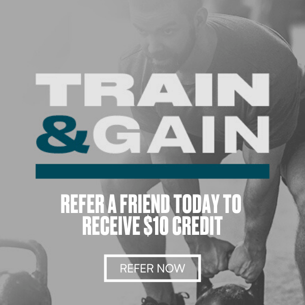 Refer a friend & get $10 back