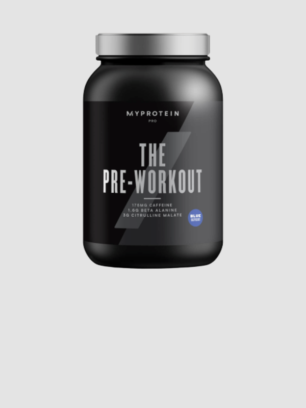 THE Pre-workout