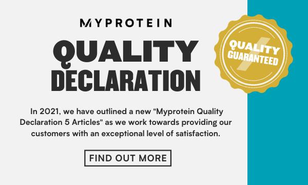 Quality Declaration