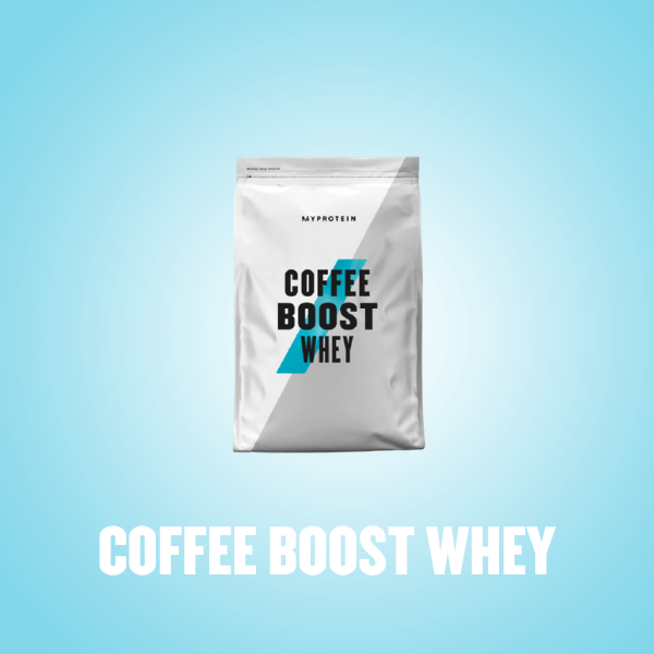 Coffee Boost Whey