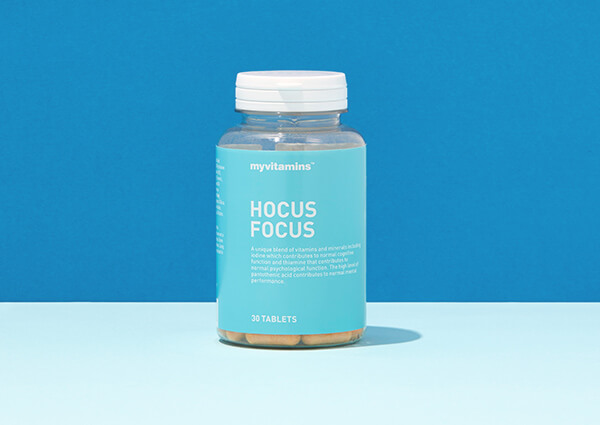 Hocus Focus - Key Formulation