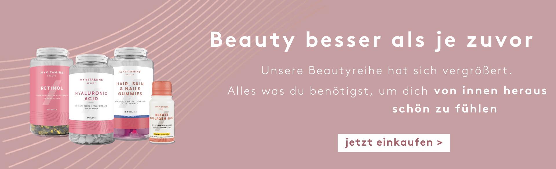 Beauty besser als je zuvor