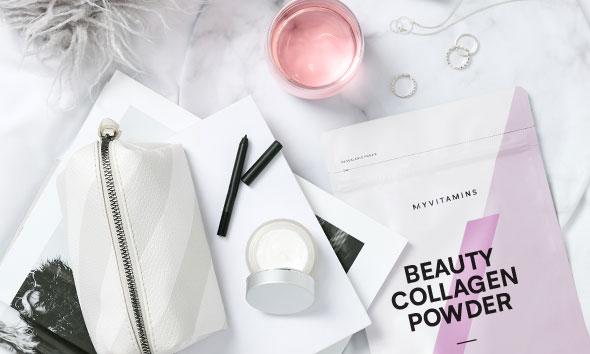 Neu im Sortiment – Beauty Kollagen Pulver.