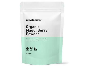 Organic Maqui Berry
