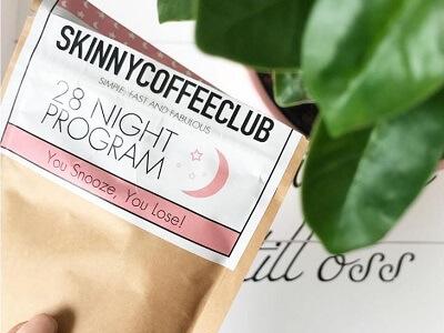 Skinny Coffee Club Sale