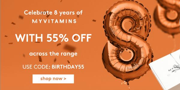 55% off | Myvitamins