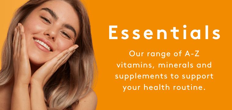 Essentials | Myvitamins