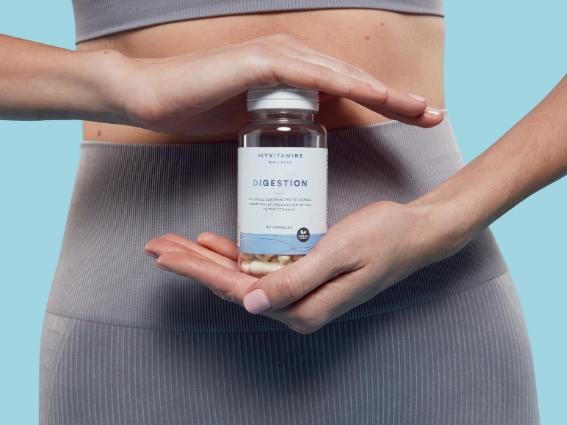 Cápsulas para la Digestión | Myvitamins