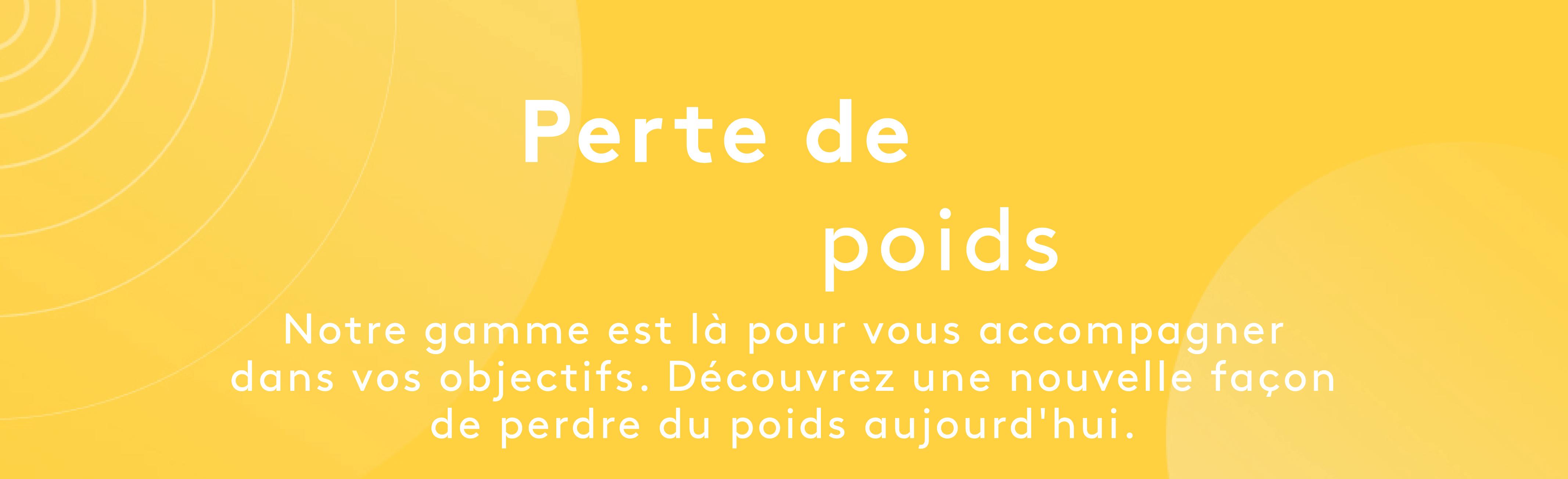 Perte De Poids | Myvitamins