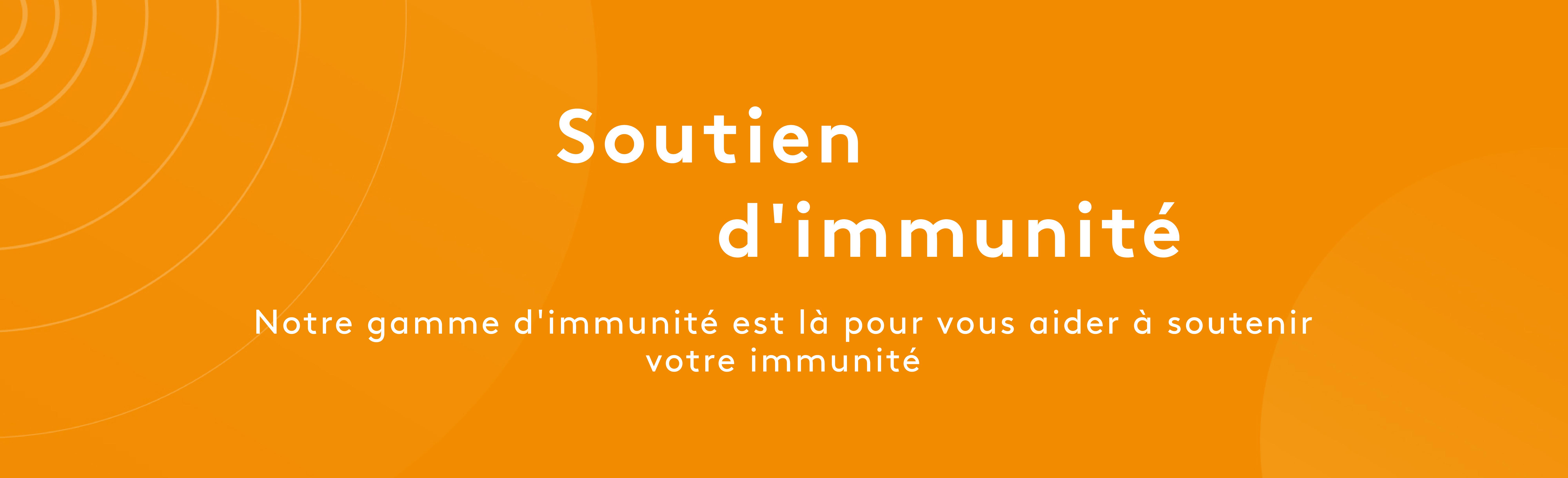 Soutien d'immunité | Myvitamins