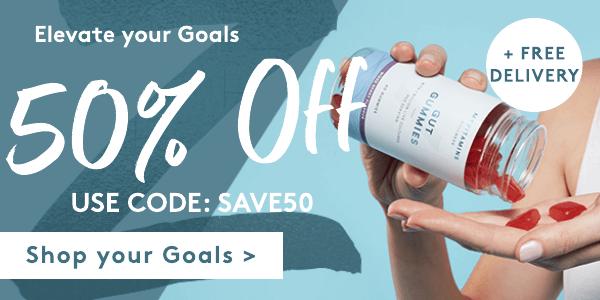 50% Off | Myvitamins