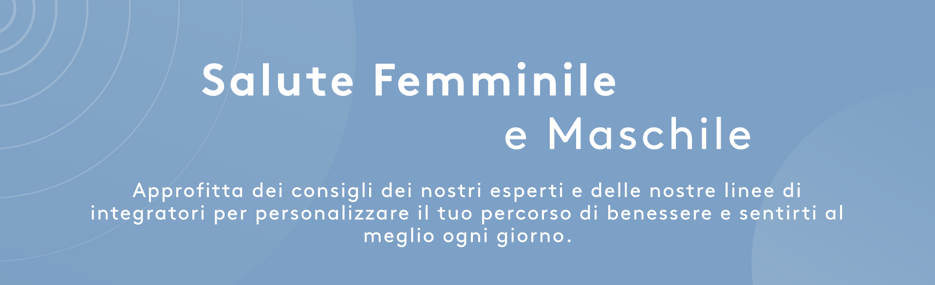 Salute Femminile e Maschile   Myvitamins