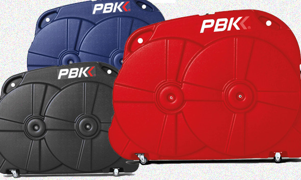PBK BIKE TRAVEL CASE<br>NOW ALSO AVAILABLE IN RED!