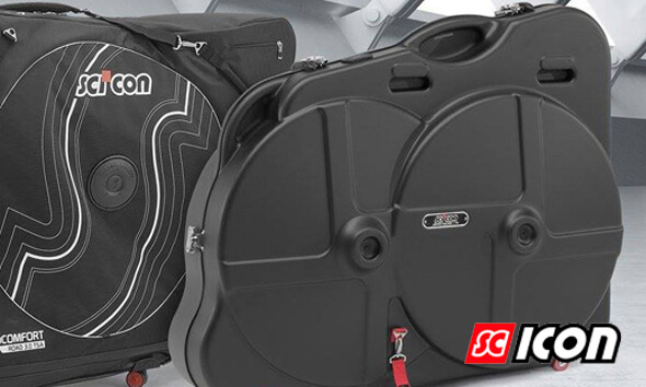 SCICON BIKE BAGS AND CASES