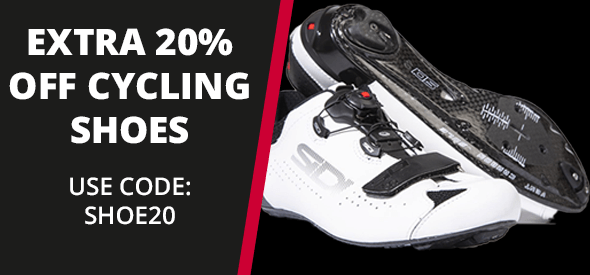Extra 20% off Cycling Shoes