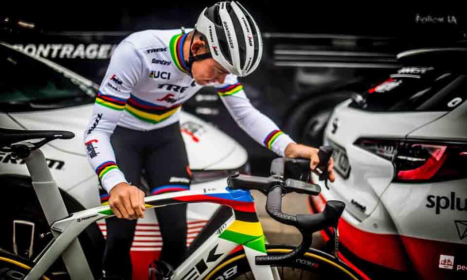 UCI 2019 WORLD CHAMPION KIT