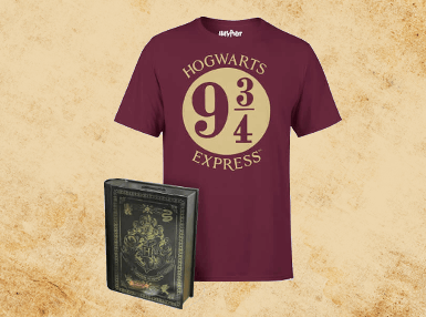 Harry Potter Magische Mega-Paket, nur 9.99€