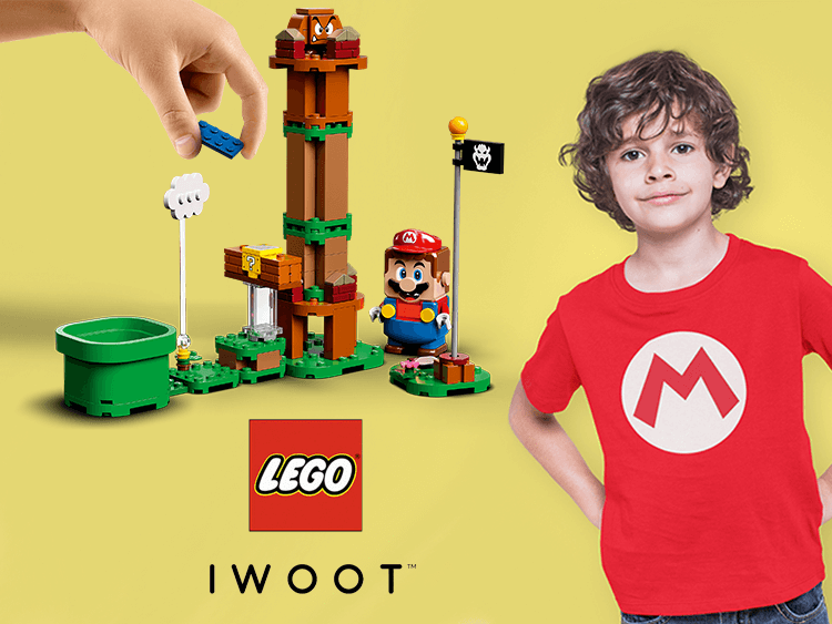 Super Mario Bundle - IWOOT UK