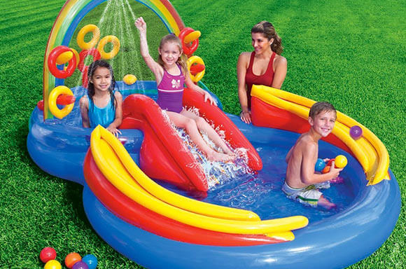 DAILY DEAL – FREE GIFT WITH PADDLING POOLS