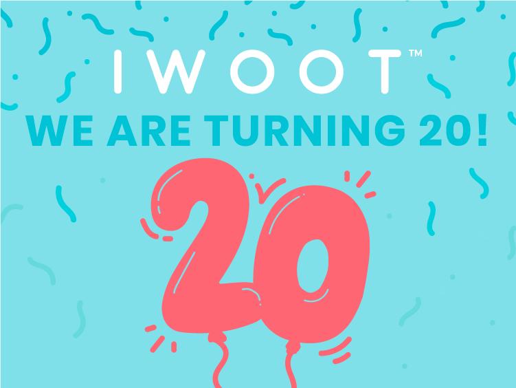 IWOOT 20th Birthday Offers
