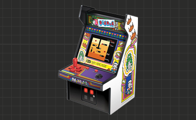 Mini Retro Arcades<br>Only £9.99