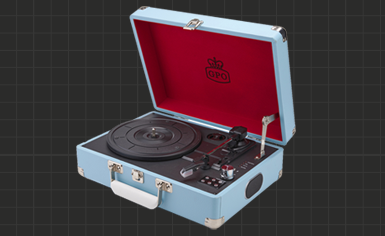 GPO Retro Turntables<br>Only £24.99