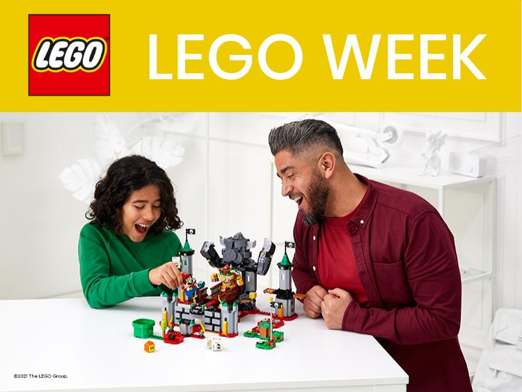 LEGO WEEK Main Banner