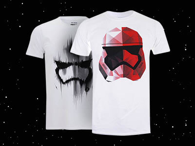 3 For 2 On Geek T-Shirts
