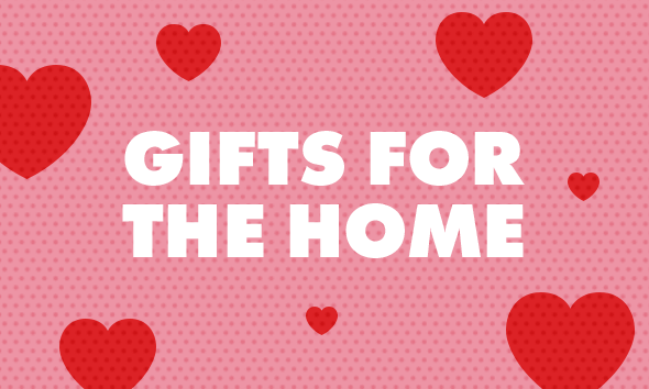 Valentine's Day Gifts For The Home