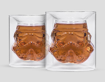 2 for £18 Stormtrooper Tumblers