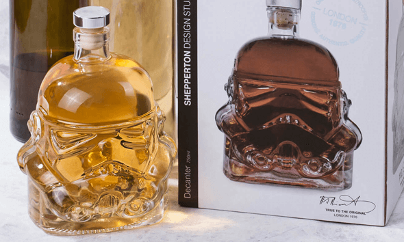 Stormtrooper Decanter Only £12.99