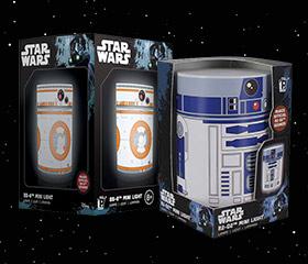 2 For £13.99 Star Wars Mini Lights