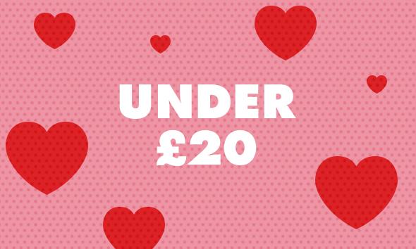 Valentine's Gifts Under £20