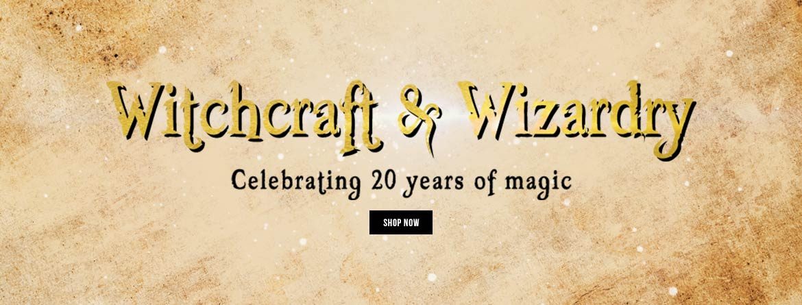 WITCHCRAFT & WIZARDRY - CELEBRATING 20 YEARS OF MAGIC
