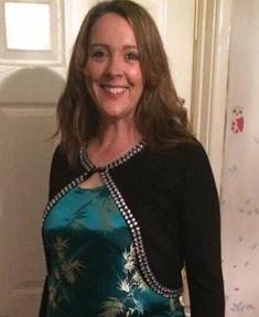 Lisa Vilijoen after
